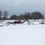 Ett av de nya grävlagen
